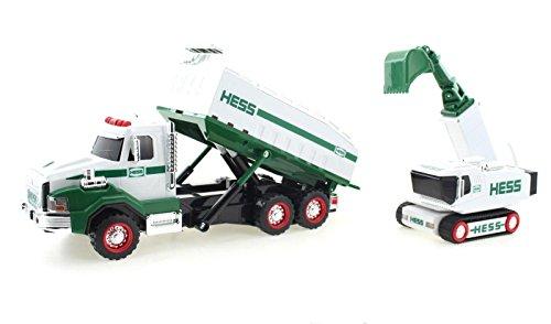 2017 Hess Dump Truck and Loader