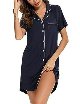 Best button down sleep shirt Reviews