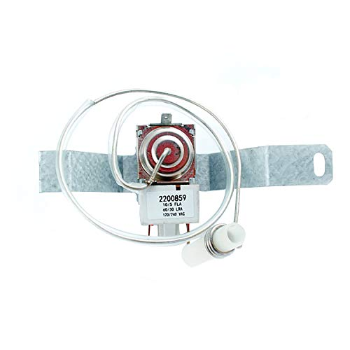 Podoy 2200859 Refrigerator Thermostats Compatible with Whirlpool Kenmore MAYTAG KitchenAid Replace WP2200859, AP6006464, PS11739539