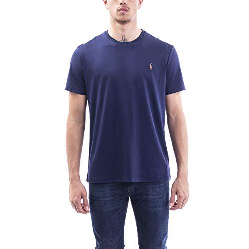 Ralph Lauren Polo T-Shirt Uomo French Navy