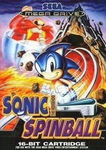 Sonic the Hedgehog Spinball (Mega Drive) gebr.