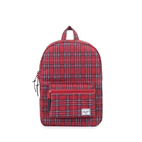 Zaino Uomo Donna Herschel Backpack Men Woman Settlement Youth Porta Pc L11 Red Plaid