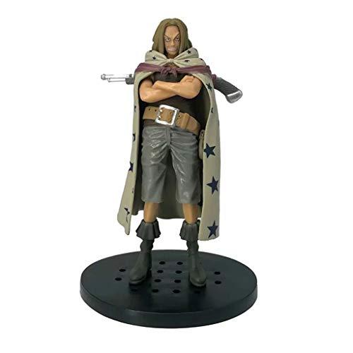 EIN Stück Jesus Tuch Anime Cartoon Game Charakter Modell Statue Hohe 17 cm Spielzeug Handwerk Hyococ
