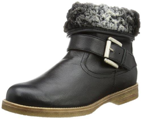 Josef Seibel Tamara 04 57504 PL838 600, Damen Biker Boots, Schwarz (schwarz 600), EU 40