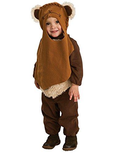 Rubie's Star Wars Ewok Kostüm Baby