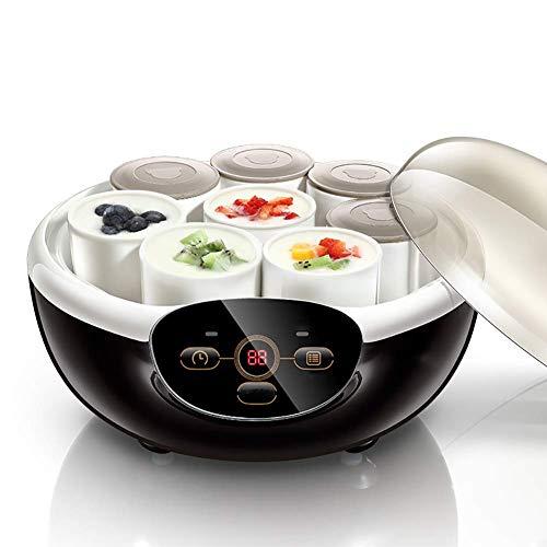 Adesign Display Digitale for Macchine for Yogurt |Funzione Timer |20W |Prepara Uno Yogurt Fresco bio-Attivo Fatto in casa nella Tua Macchina da Cucina Fatta in casa