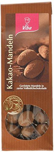Viba Kakaomandeln, 6er Pack (6 x 100 g)