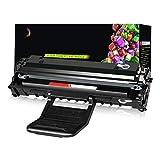 Adecuado para SSG SCX-4521F Cartucho de Tóner SCX-4321F ML1610 ML2010 4521D3 Xer 3117 Cartucho de Tóner, negro no dañará la impresora con buena compatibilidad y protección del medio ambiente-3pac