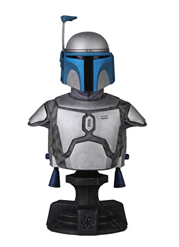 STAR WARS ATTACK OF THE CLONES JANGO FETT CLASSIC BÜSTE