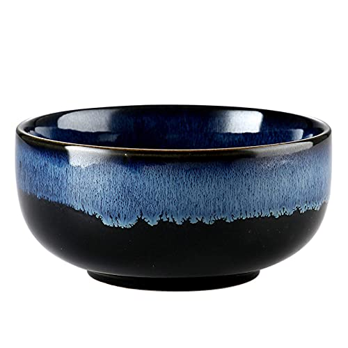 Home kitchen products - Kitchenware-Ceramic Bowl,Ronnior Cereal Bowls, Large Soup Bowl, Ceramic Bowls, Noodle Ramen Bowls Set, Serving Bowls for Pasta, Salad, Curry, Breakfast Bowl Reactive Glaze