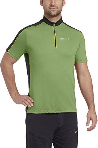 Gonso Herren Bike Shirt Moro, Fluorite Green, M, 41205