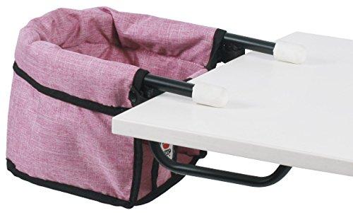 Bayer Chic 2000 735 70 Puppen-Tischsitz für Baby-Puppen, Jeans Rosa