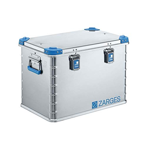 Relags Zarges Eurobox-73 L Box, zilver, 70 liter