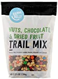 Amazon Brand - Happy Belly Nuts, Chocolate & Dried Fruit Trail Mix, 48...