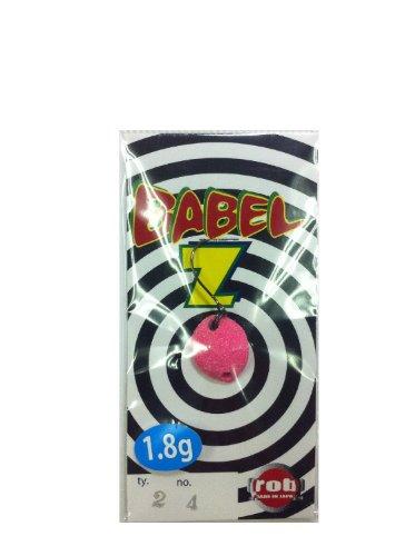 ROB LURE(ロブルアー) ルアー バベルZ 1.8g #Z4 ピンクグロー スプーン