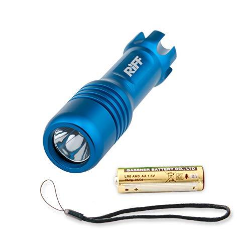 Riff TL Micro LED Mini Tauchlampe,...