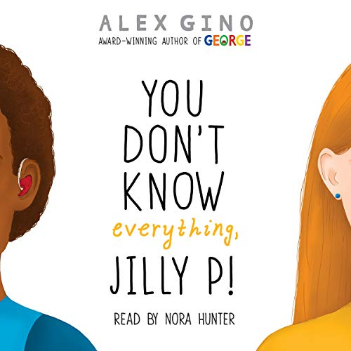 You Don't Know Everything, Jilly P!  By  cover art