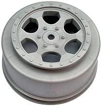 DE Racing SCT10S Trinidad SC Wheel for Team Losi Ten-SCTE, Silver