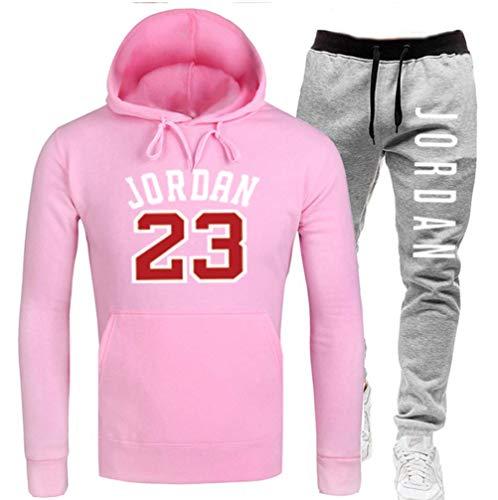 FSBYB Jordan # 23 de Baloncesto Ropa para Mujer de Manga Larga...