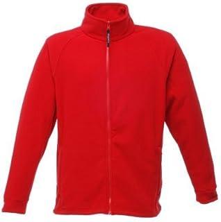Regatta TRF532 Mens Thor III Fleece Jacket Classic Red M