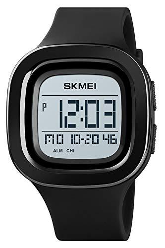 Reloj - SKMEI - Para Hombre - Lemaiskm1580schwarzwhite