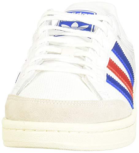 Adidas EF2508, Zapatillas Deportivas Hombre, Blanco/Azul/Rojo, 44 EU