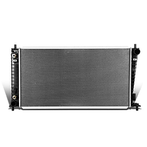 DNA Motoring OEM-RA-2818 2818 OE Style Aluminum Cooling Radiator Replacement