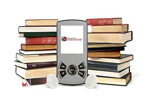 MP3 Player de Discursos Históricos e Literatura