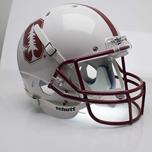 NCAA Stanford Cardinal Replica XP Football Helmet, Tree 2015 Alt. 2, One Size