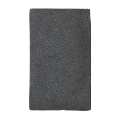 Chimenea de Piedra de Toque común/Superior de Plata, Productos para el hogar de Piedra de Toque, joyería para probar Monedas de joyería(General)