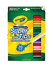 Best Washable Markers For Toddlers, Kids and Adults - Crafts