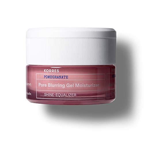 KORRES Pomegranate Pore Blurring Gel Moisturizer 40 Ml