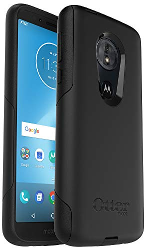 OtterBox Commuter Series Case for Moto G6 PLAY- Non-Retail Packaging - Black