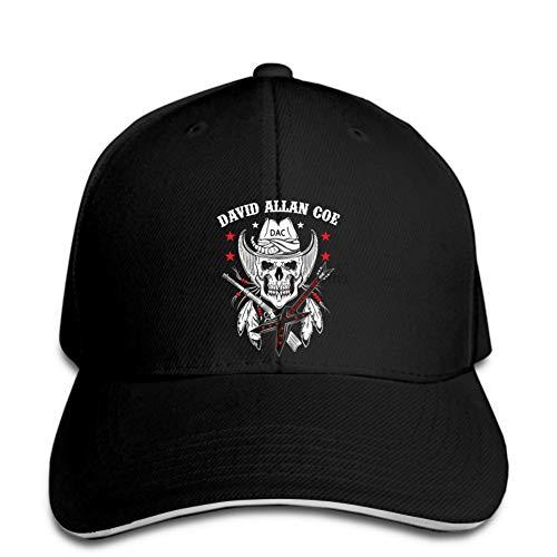 Gorra de Beisbol Fuera del país Cantante Cantante Negro...