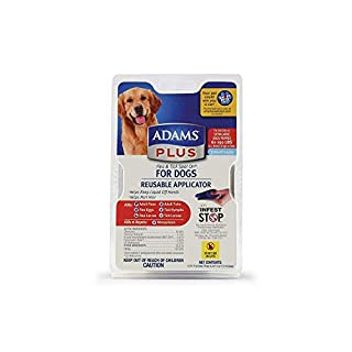 Adams Plus Flea and Tick Spot On for Dogs. (2 Pack) (B07PPK3KMV) | Amazon price tracker / tracking, Amazon price history charts, Amazon price watches, Amazon price drop alerts
