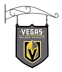 Winning Streak NHL Las Vegas Golden Knights Vintage Tavern Sign by Winning Streak Sports, LLC
