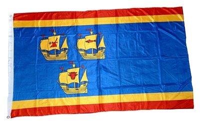 Fahne / Flagge Landkreis Nordfriesland NEU 90 x 150 cm