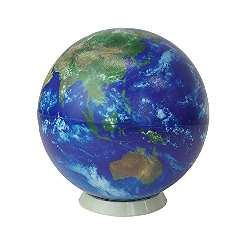 ほぼ日 アースボールAR-H 「今の地球」が見える地球儀 AR活用 タブレットから飛び出す世界 学習のてびき付