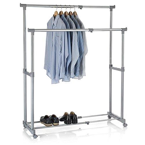 CARO-Möbel -   Garderobenwagen
