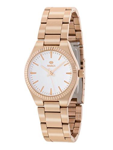 Reloj Marea Mujer B21169/9 Rosado y Blanco