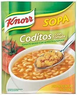 knorr sopa de coditos