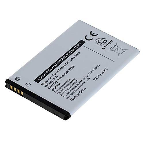 cellePhone Akku Li-Ion kompatibel mit HTC Desire S - Incredible S (Ersatz für BA S530)