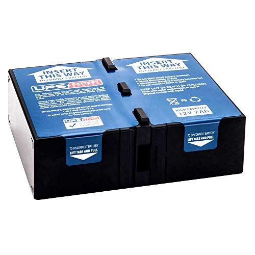 New Battery Pack for APC Back-UPS Pro 1000 - BX1000G Compatible...
