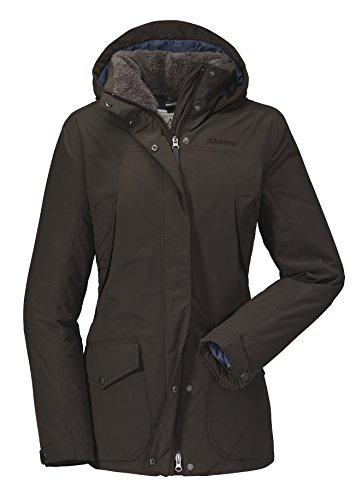 Schöffel Sportbekleidung GmbH Insulated Jacket Tingri Rugged Brown - 44