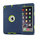iPad Mini Case, iPad Mini 2 Case, iPad mini 3 Case, MAKEIT Dual