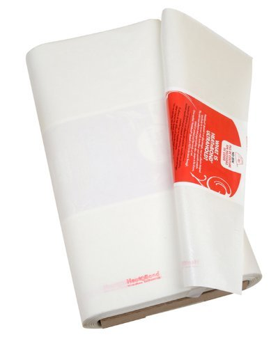 """Heat N Bond Fusible Extra Firm Interfacing 20 /"""" X 36/"""" White Pack 51cm x 91cm"""