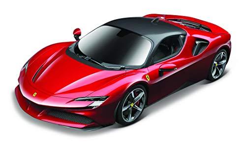 Bauer Spielwaren 582334 Ferrari SF90 Stradale Ferngesteuertes Auto, rot