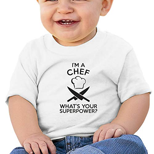 Cute T-Shirts I Play Violin Whats You Superpower Birthday Day 6-24 Months Baby