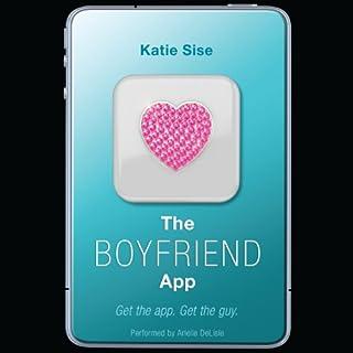 The Boyfriend App audiobook cover art