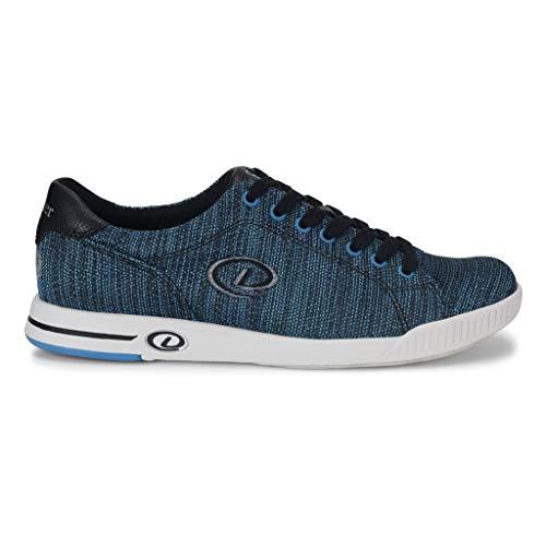 DEXTER Bowlingschuhe für Herren, Pacific Blue/Black, 10,5 M US